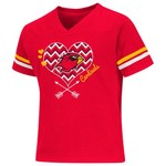 Colosseum Athletics Girls' Lamar University Football Fan T-shirt