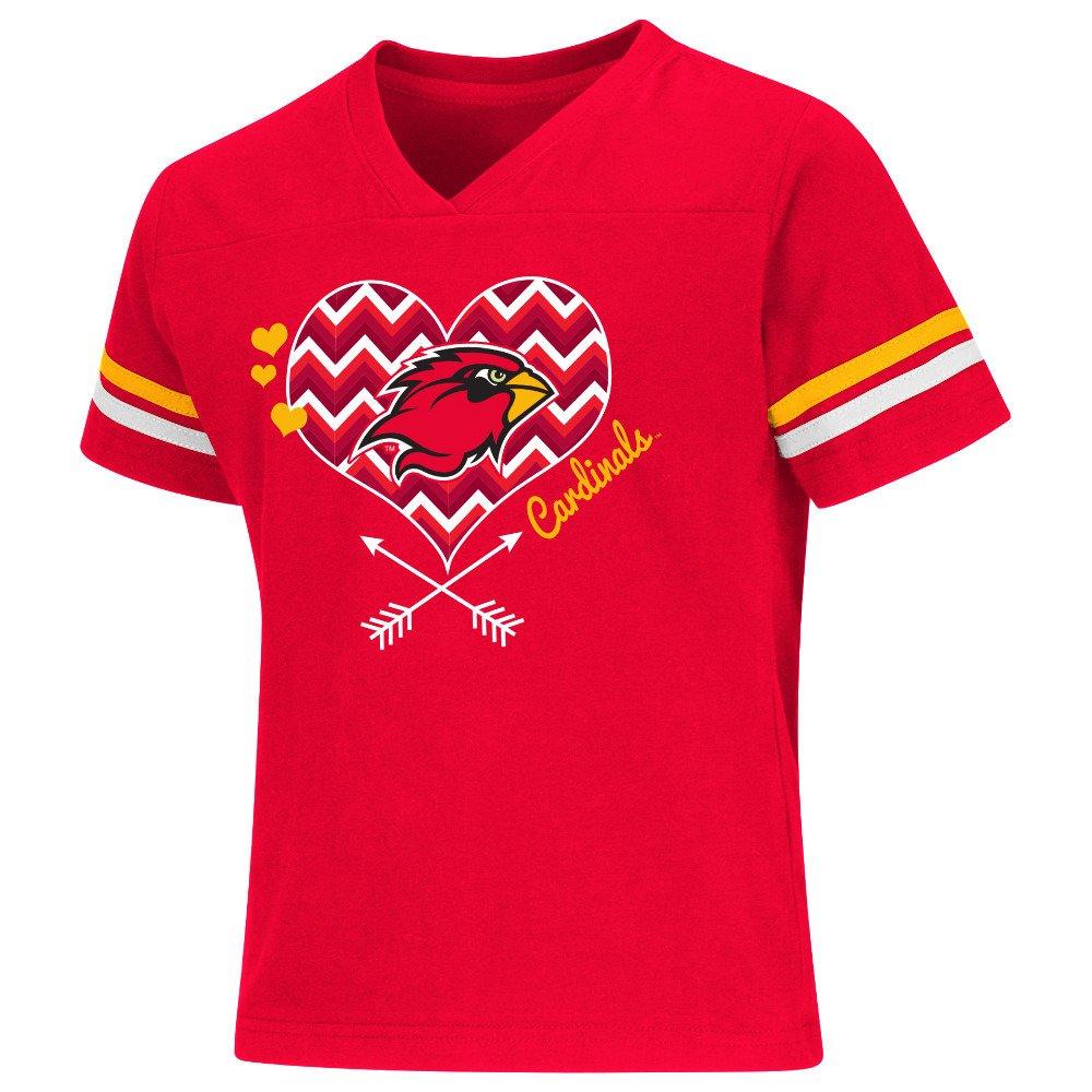 Colosseum Athletics Girls' Lamar University Football Fan T-shirt