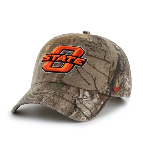 '47 Kids' Oklahoma State University Realtree Cleanup Cap