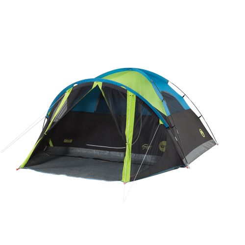 ... Coleman Carlsbad 4 Person Dome Tent with Screen Room - view number 2 ...  sc 1 st  Academy Sports + Outdoors & Coleman Carlsbad 4 Person Dome Tent with Screen Room | Academy