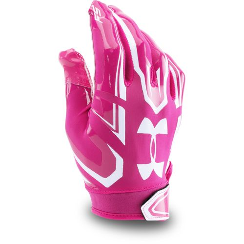 Display product reviews for Under Armour Youth F5 Football Gloves