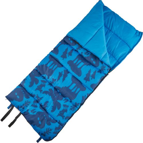 Wenzel Kids' Moose 40°F Sleeping Bag