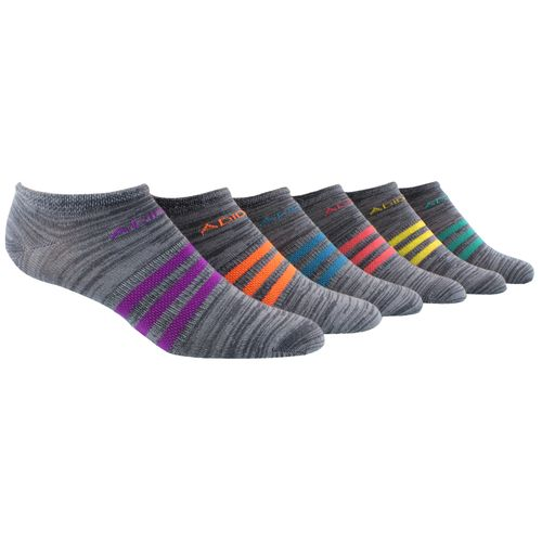 adidas™ Women's Superlite No-Show Socks 6-Pair
