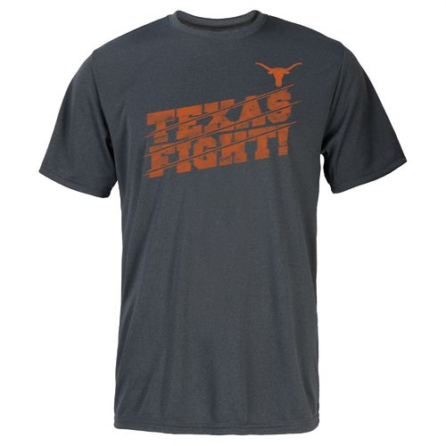 We Are Texas Men's University of Texas Slashed Fight T-shirt