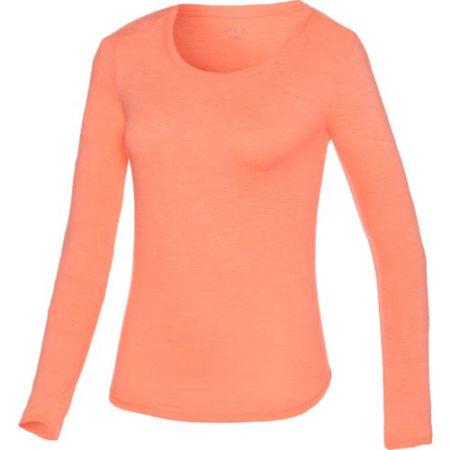 BCG™ Women's Horizon Burnout Crew Neck Long Sleeve Top