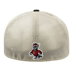 Top of the World Men's North Carolina State University Putty Cap - view number 2