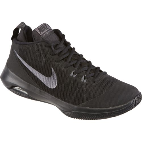 Nike Men's Air Versatile Nubuck Basketball Shoes - view number 2