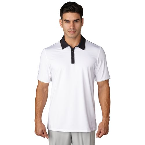 adidas Men's climacool Branded Performance Polo Shirt - view number 1