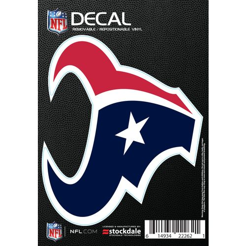 Stockdale Houston Texans Logo Decal