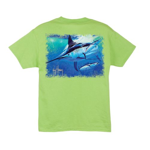 Guy Harvey Kids' Hoodat T-shirt