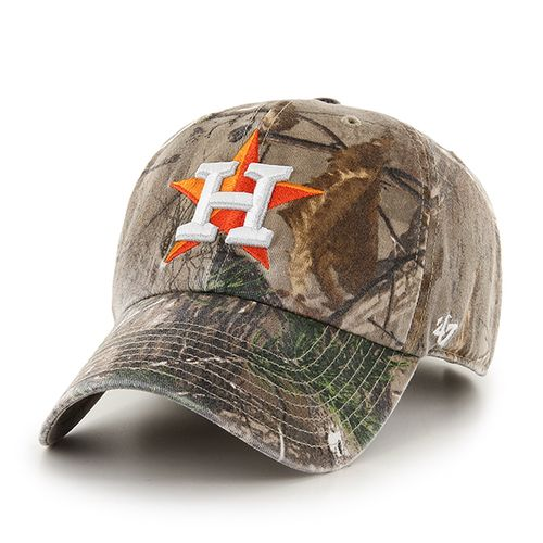 '47 Houston Astros Realtree Cleanup Cap