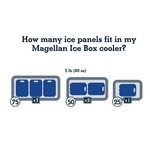 Magellan Outdoors Stay Frozen Ice Box Ice - view number 4