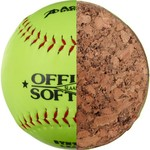 Academy Sports + Outdoors 12 in Softballs 6-Pack - view number 3