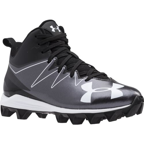 Under Armour™ Boys' Hammer Mid RM Jr. Football Cleats