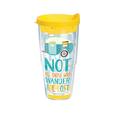 Tervis Retro Camper 24 oz. Tumbler with Lid
