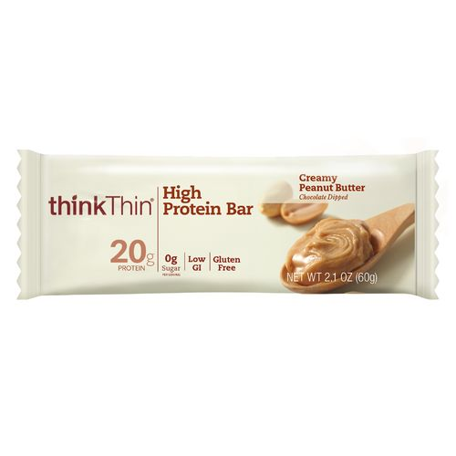 Display product reviews for thinkThin® High Protein Bars