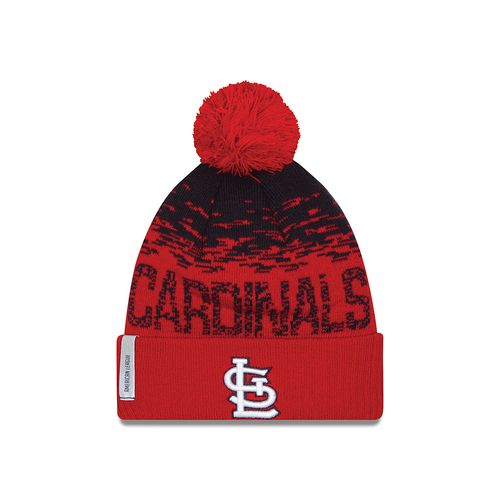 New Era Men's St. Louis Cardinals Sport Knit Cap