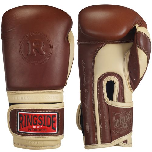 Ringside Adults' Heritage Super Bag Gloves - view number 1