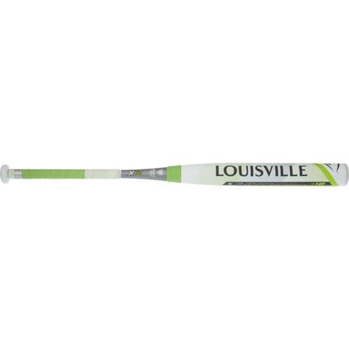Louisville Slugger Adults' X12 Composite Fast-Pitch Softball Bat -12 - view number 2