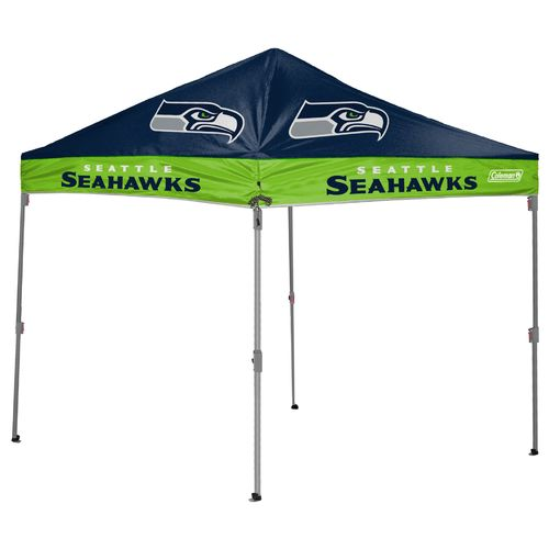 Coleman® Seattle Seahawks 10' x 10' Straight-Leg Canopy