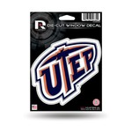 Rico University of Texas at El Paso Die-Cut Decal - view number 1