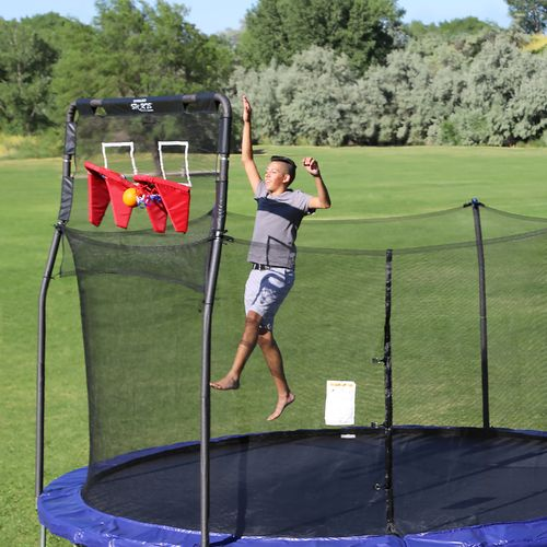 Skywalker Trampolines Double Basketball Hoop for 12' Trampolines - view number 7