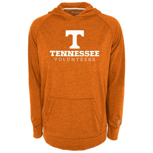 Champion™ Men's University of Tennessee Long Sleeve Hooded T-shirt