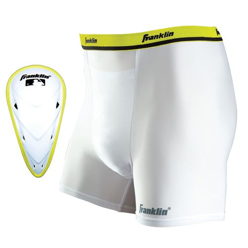 Franklin Boys' FlexPro® Cup and Compression Short