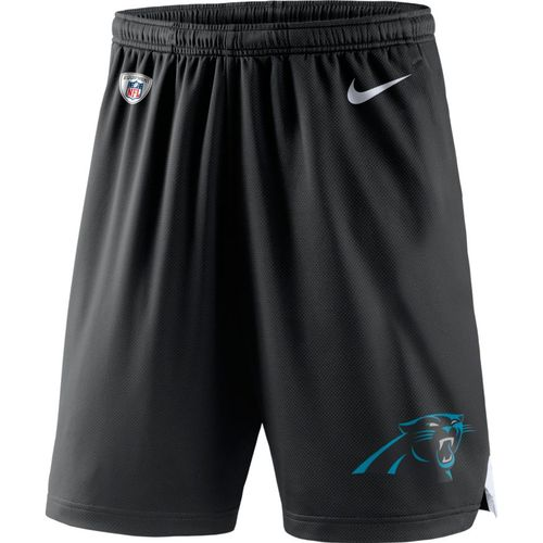 Nike Men's Carolina Panthers Knit Short - view number 1