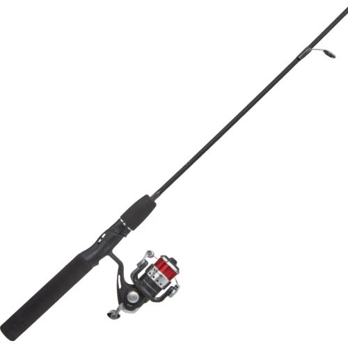 Zebco 33 Micro 4'6' Freshwater UL Spinning Rod and Reel Combo