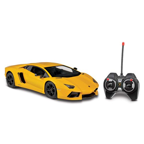 Display product reviews for World Tech Toys Lamborghini Aventador LP 700-4 1:12 RTR Electric RC Car