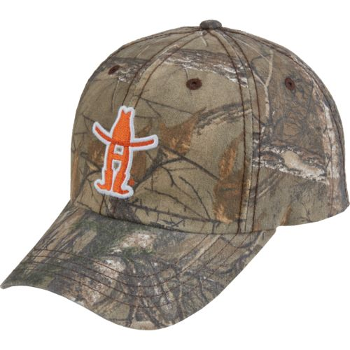 FireBrand Apparel Men's Houston Livestock Show and Rodeo Realtree Camo Cap
