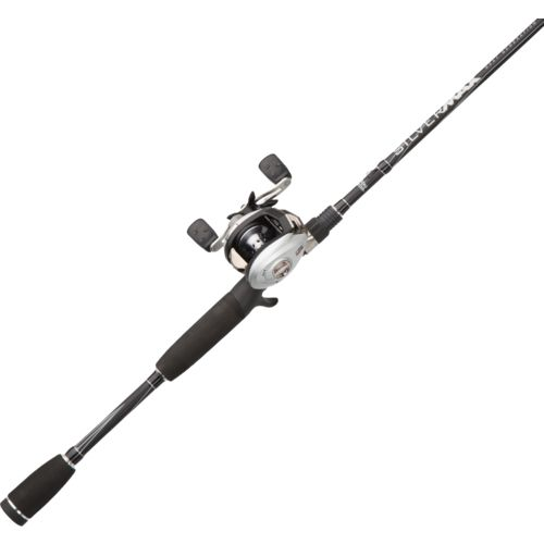 Abu Garcia Silver Max LH Baitcast Rod and Reel Combo
