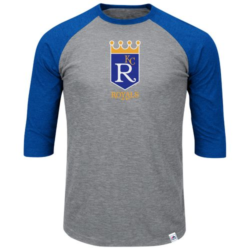 Majestic Men's Kansas City Royals Two to One Margin T-shirt