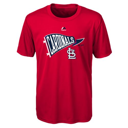 MLB Toddlers' St. Louis Cardinals Team Pennant T-shirt