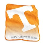 Logo University of Tennessee 50 in x 60 in Raschel Throw - view number 1