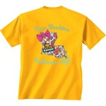 New World Graphics Women's Southeastern Louisiana University Bright Bow Short Sleeve T-shirt - view number 1