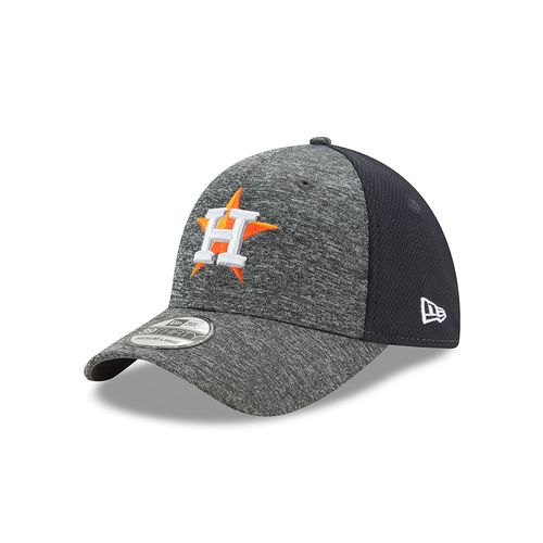 New Era Men's Houston Astros 39THIRTY Shadow Blocker Cap