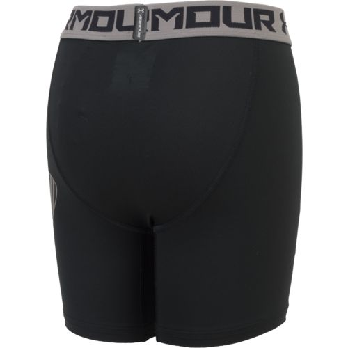 Under Armour Boys' HeatGear Armour Mid Underwear - view number 2