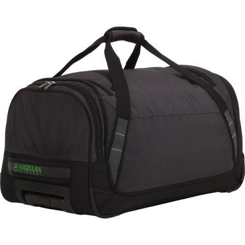 Magellan Outdoors 22 in Wheeled Duffel Bag - view number 6