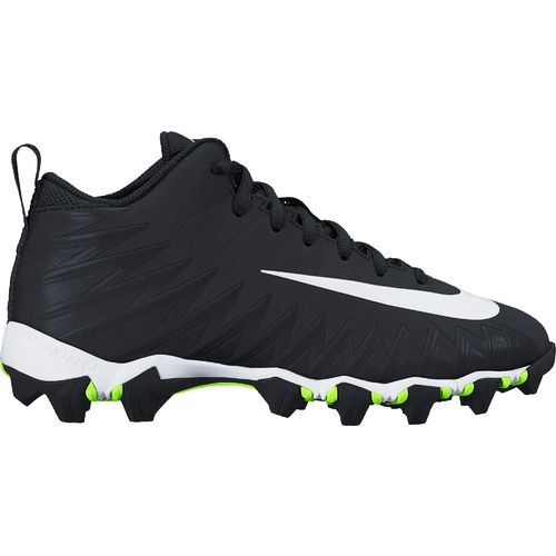 Display product reviews for Nike Boys' Alpha Menace Shark Football Cleats