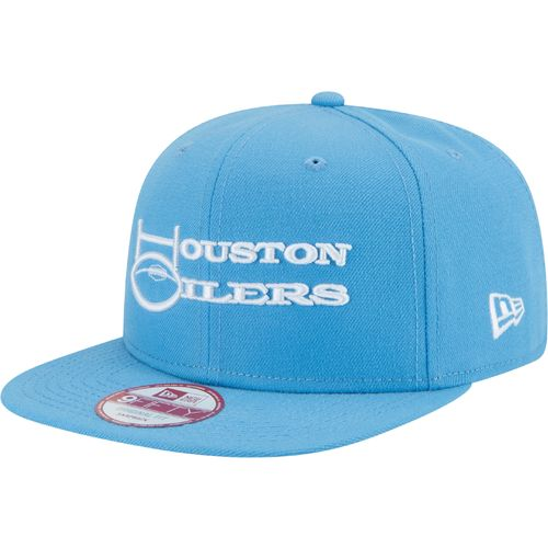 New Era Men's Houston Oilers 9FIFTY Snapback Cap