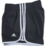 adidas Women's M10 Woven 3-Stripes Short - view number 4