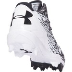 Under Armour Boys' Leadoff Mid RM Jr. Baseball Cleats - view number 2