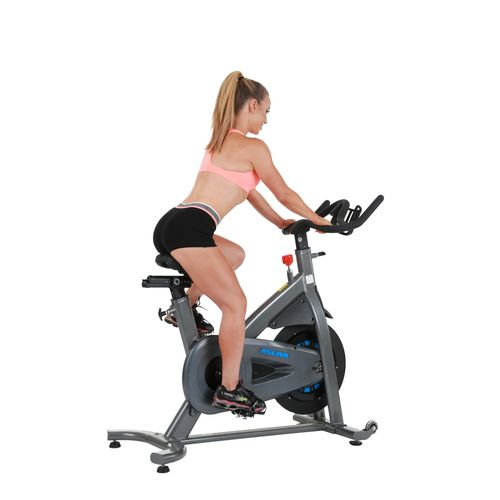 Sunny Health & Fitness Asuna 5150 Magnetic Turbo Commercial Indoor Cycling Trainer Bike - view number 4