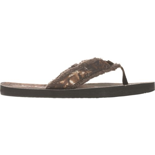 Browning™ Men's Oxbow Realtree Xtra® Canvas Flip-Flops