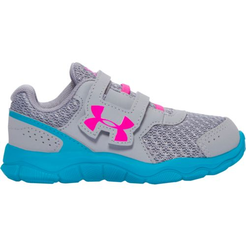 Under Armour Infant Girls' Engage BL 3 AC Shoes