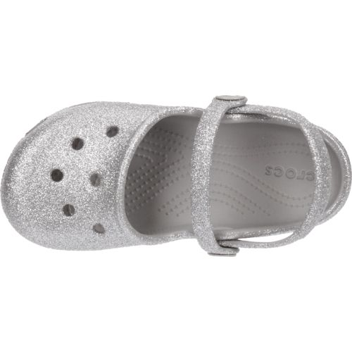 Crocs™ Girls' Karin Sparkle Clogs - view number 4