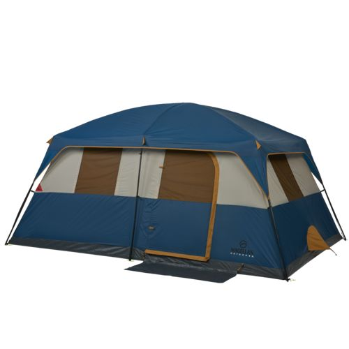 Delicieux ... Magellan Outdoors Grand Ponderosa 10 Person Family Cabin Tent   View  Number 3 ...