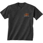 New World Graphics Men's Oklahoma State University Flag Glory T-shirt - view number 2